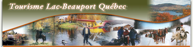 Top Design page for Tourisme Lac-beauport